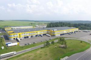 "Logistic center ""Transekspedicija"""