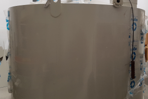 Plastic PP tank for glicerin