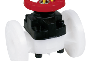 Praher plastic valves and fittings