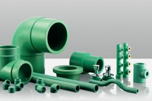 Coestherm PP piping system for heating and cooling